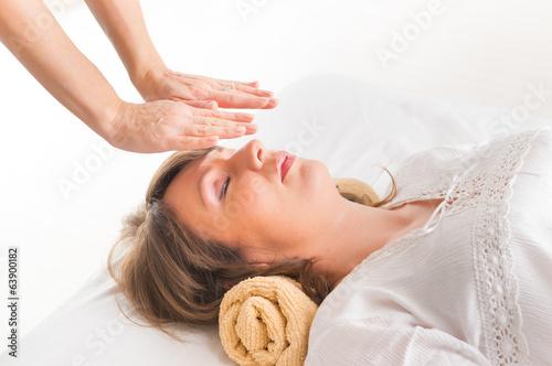 Fotografia  Reiki healing
