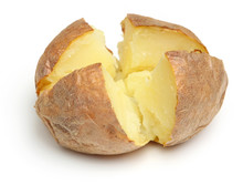 Plain Jacket Potato