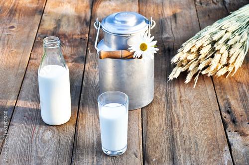 Fotografie, Obraz  frische Milch