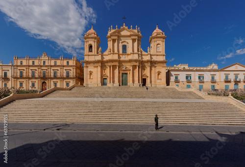 Fotografía  Noto Basilica di San Nicolò