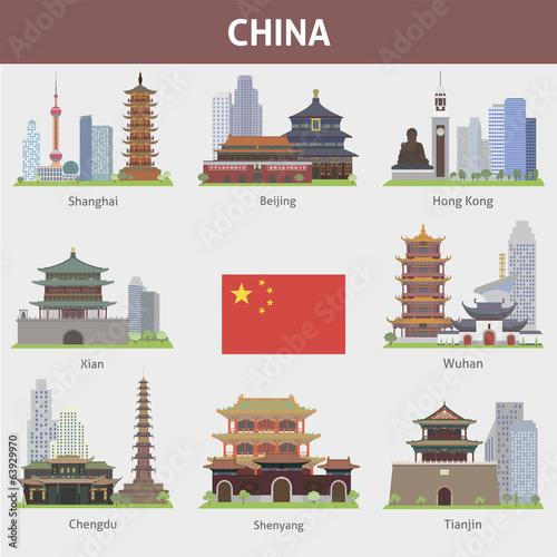 China Wallpaper Mural