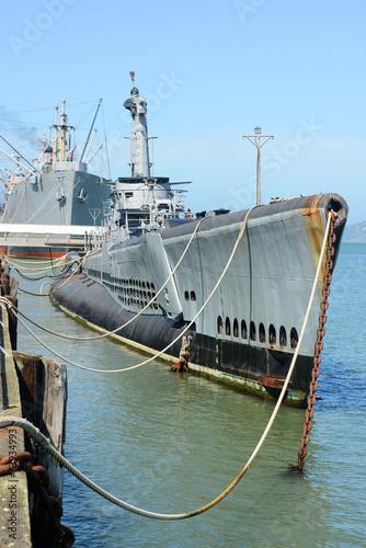 okret-podwodny-uss-pampanito-ss-383-san-francisco-kalifornia