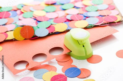 Fotografie, Obraz  Paper craft