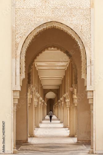 casablanca-maroko-skomplikowany-zewnetrzny-marmur-i-mozaika