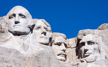 Mount Rushmore National Monume...