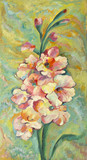 różowy kwiat - 63998990