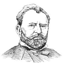 Portraits Of Ulysses S. Grant