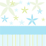 Seamless floral pattern, wallpaper