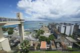 Panorama miasta w Brazylii