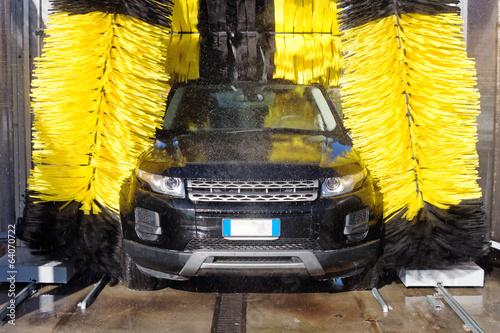 Valokuva car wash