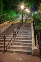 Paris - Steps Of Montmartre To...