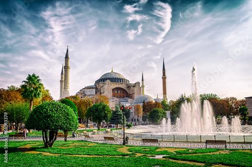 Fotomural Santa Sofía de Estambul