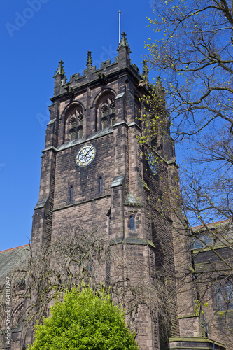 Photo  St. Peter's Church in Woolton, Liverpool