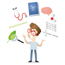 Student, Wissenschaft, Studium, Physik, Mathe, Psychologie