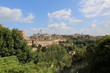Architecture of Italy. Siena - largest tourist center