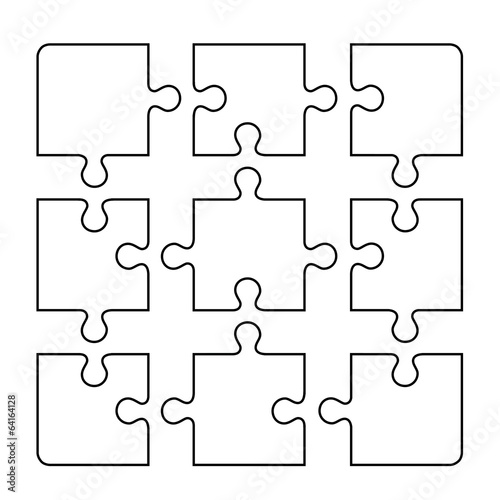 Fotografija  Puzzle design