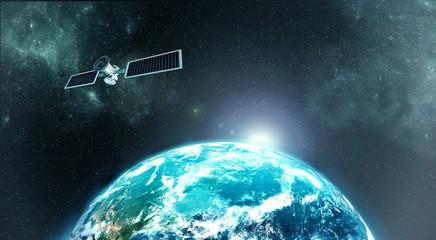Earth satellite