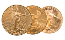 Collection Of One Ounce Gold C...