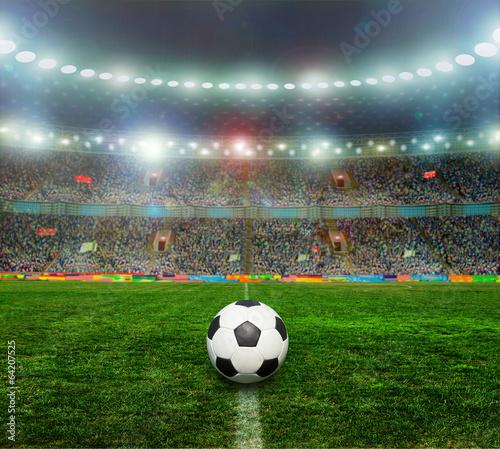 Fototapety, obrazy: Soccer ball