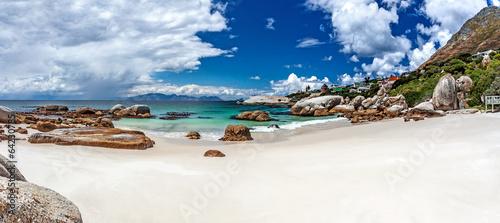 Poster Afrique du Sud Boulders beach
