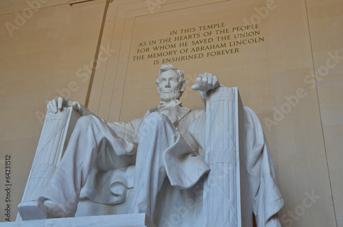 Photographie  Lincoln Monument, Washington DC