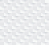 White geometric seamless background.