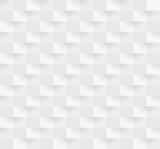 White geometric seamless background.