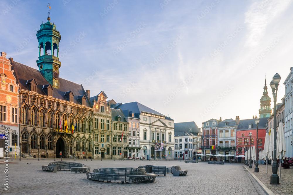 Fototapety, obrazy: Mons - Europejska Stolica Kultury