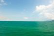 The vast sea