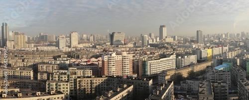 Obraz na plátně Shenyang Liaoning Provinzhauptstadt