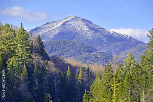 Photo Whiteface Mountain, Adirondacks, New York