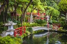 Monte Tropical Gardens, Funchal