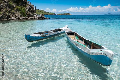 Fotografía  Parque Nacional de Komodo - islas paraíso para el buceo y la exploración