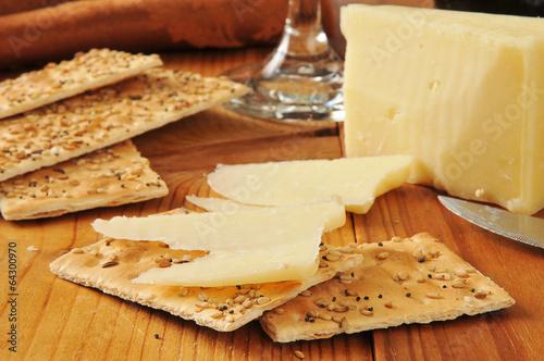 Sharp Vermont White cheddar cheese