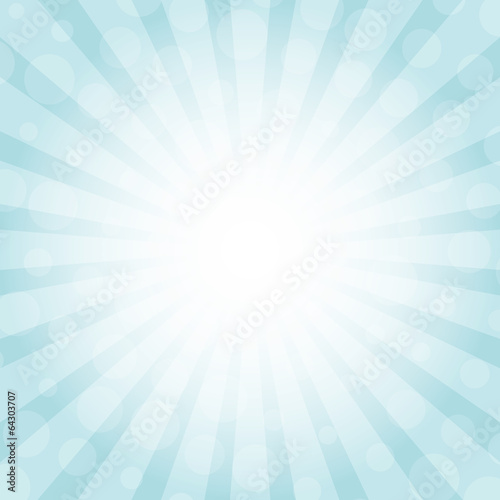 Fotografie, Obraz  Colorful rays texture background
