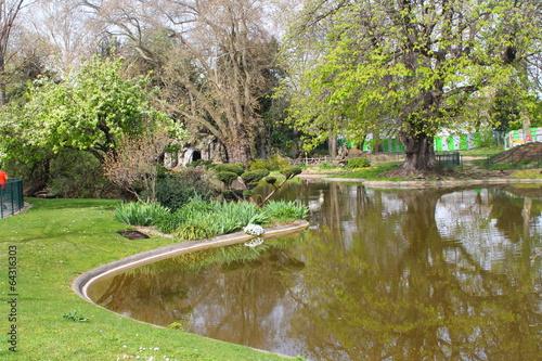 Fotografia  Parc du champ de Mars, Paris