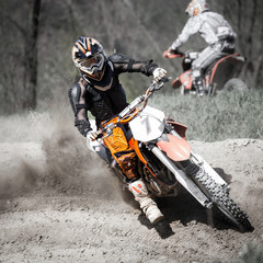 gara di motocross