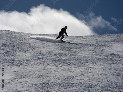 Recess Fitting Water Motor sports Skifahrer