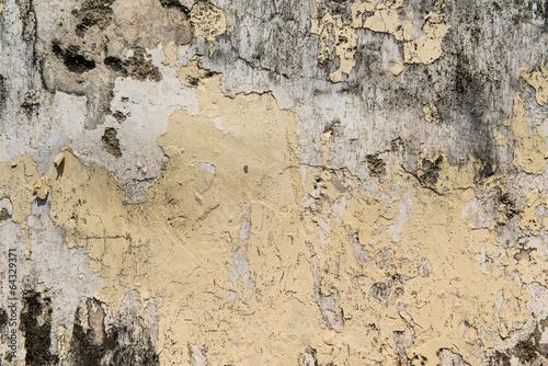 Foto auf AluDibond Alte schmutzig texturierte wand Old wall background