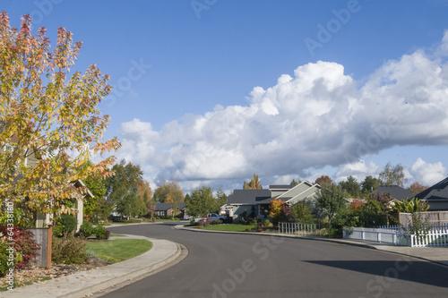 Fotografía  Neighborhood Fall