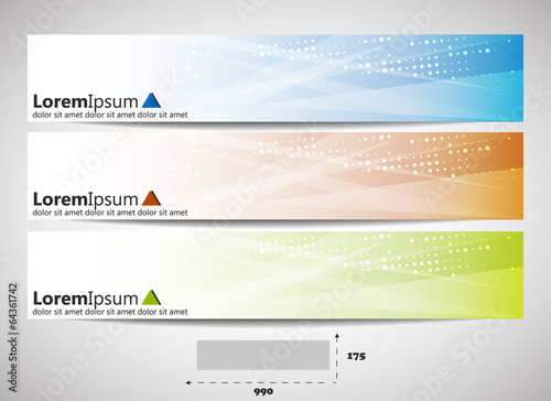 Web header with precise dimensions template buy this stock web header with precise dimensions template maxwellsz