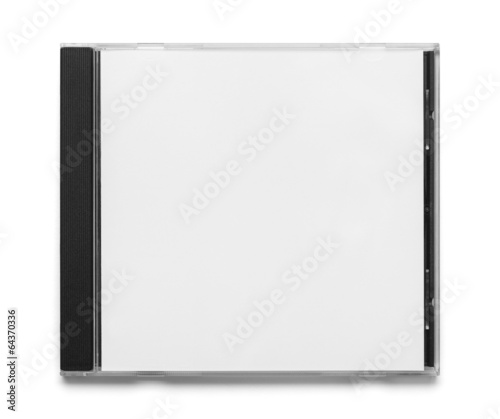Obraz CD Case - fototapety do salonu
