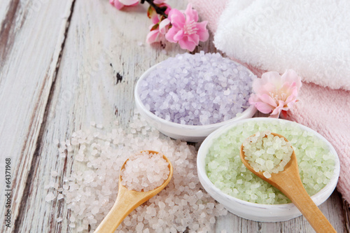 Tuinposter Spa spa background