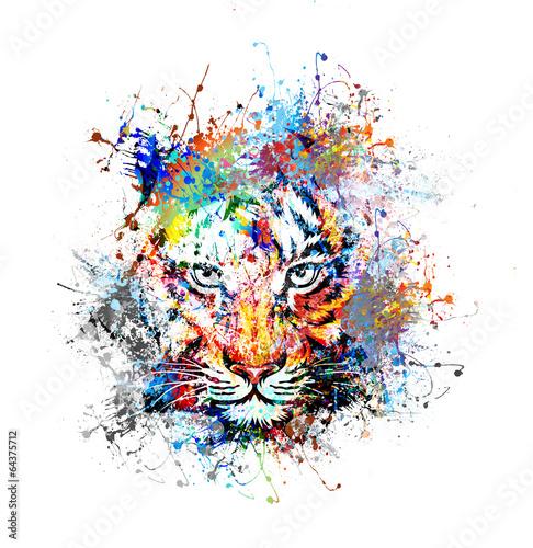 jasne-tlo-z-tygrysem