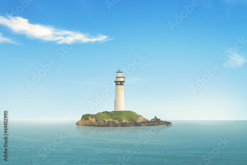 lighthouse - 64402990