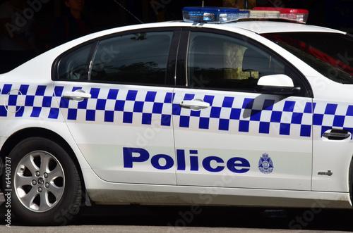 фотография  Australian State Police