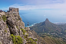 View From Table Mountain, Cape...