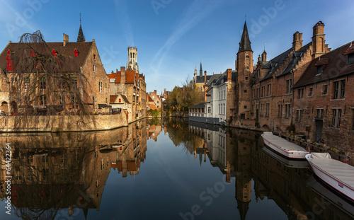 Foto op Plexiglas Brugge Bruges Belgium
