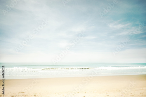 Foto op Canvas Strand beach-013