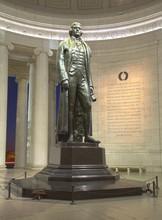 Washington, DC - Jefferson Memorial At Night